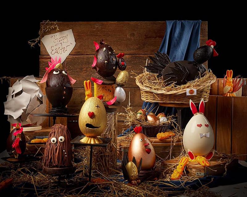 Hacıkadı Tavuğu Metro Easterda